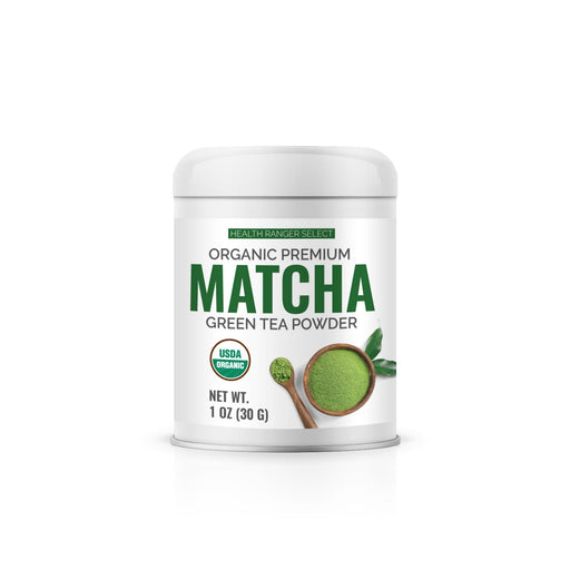 Organic Premium Matcha Green Tea Powder 1 oz (30g)