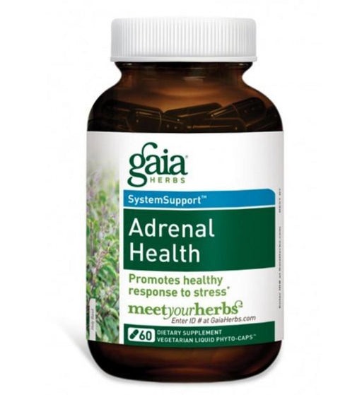 Gaia Herbs Adrenal Health Daily Support 60 caps