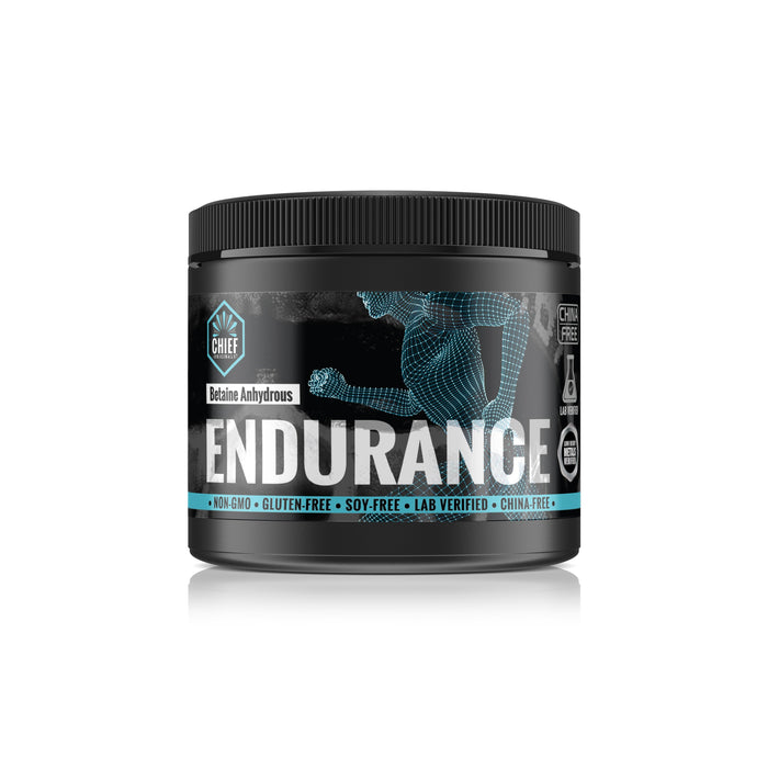 Betaine Anhydrous (TMG) Endurance Powder 7oz (198g) (6-Pack)