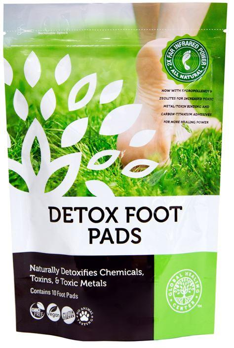 Dr. Group's Detox Foot Pads