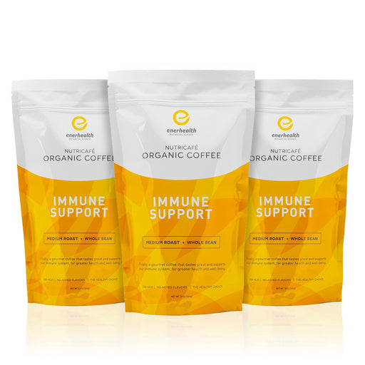 Nutricafe Organic Immune Support Coffee (3-Pack)