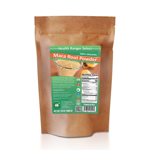 100% Organic Maca Root Powder (24oz)