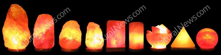 Himalayan Crystal Salt Lamp TALL CUBE shape with FREE dimmer