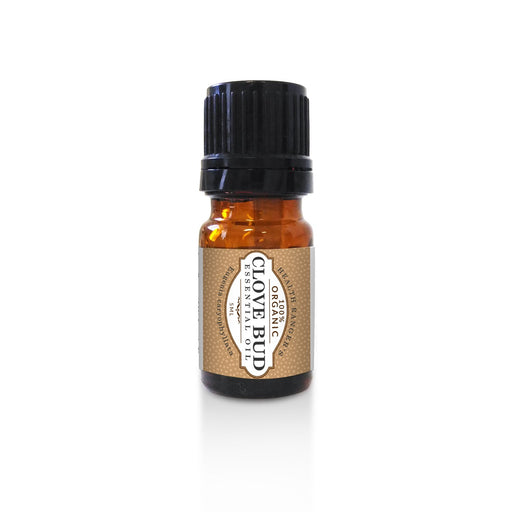 100% Organic Clove Bud Essential Oil (5ml)