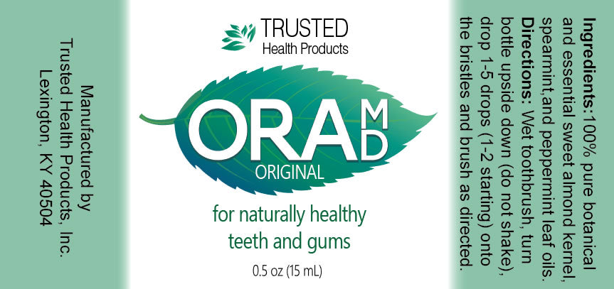 OraMD – The Mouth Doctor 15ml (3-Pack)