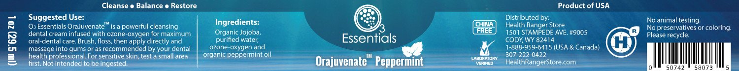 Orajuvenate Peppermint (1oz) (3-Pack)