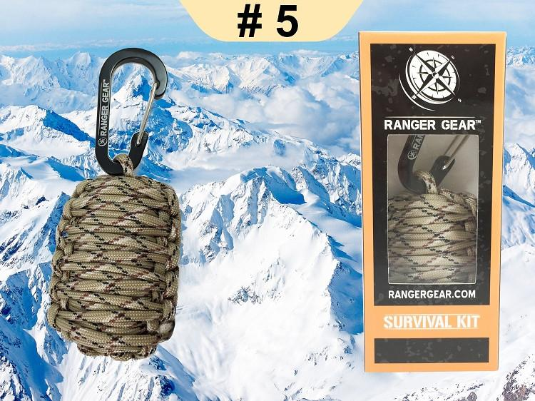 Ranger Gear Survival Kit - Random Colors