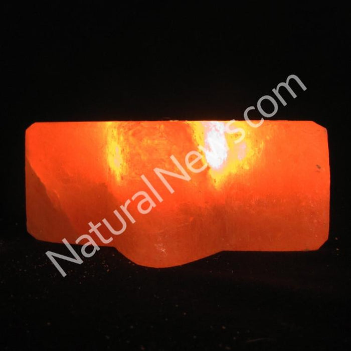 Himalayan Crystal Salt Tea Light STAR shape