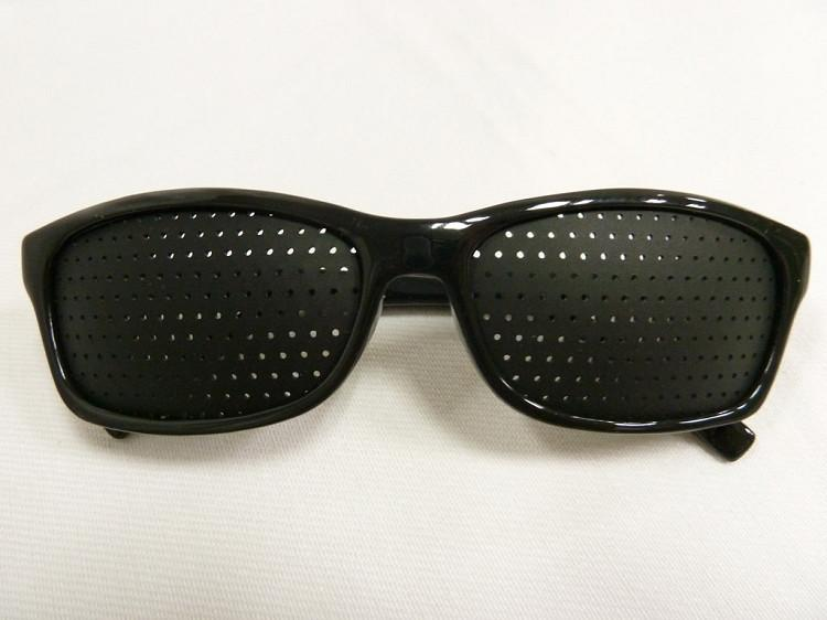 Pinhole glasses - sports style
