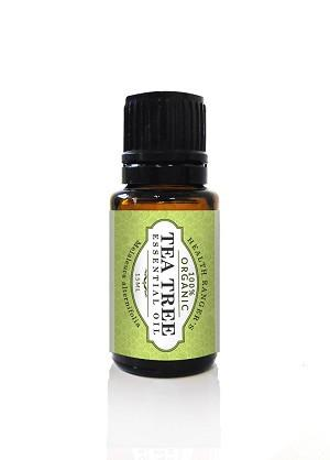 100% Organic Tea Tree Essential Oil 0.5oz (15ml)
