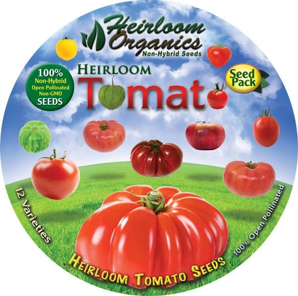 Heirloom Tomato Pack