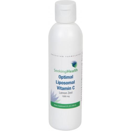 Optimal Liposomal Vitamin C - 5 ounce