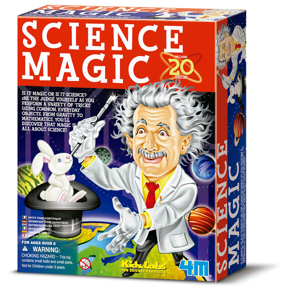 4M Kidz Labs Science Magic - emarkiz-com.myshopify.com