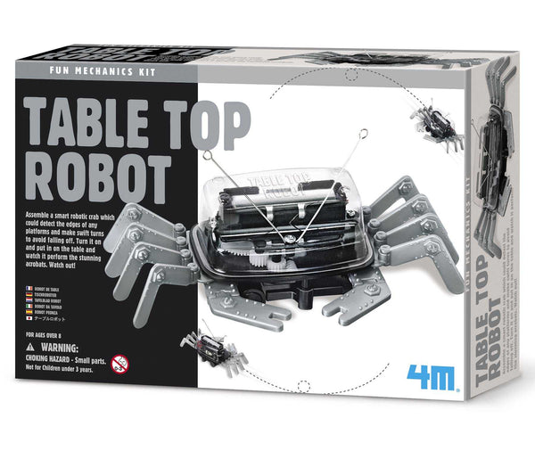 4M Table Top Robot - emarkiz-com.myshopify.com