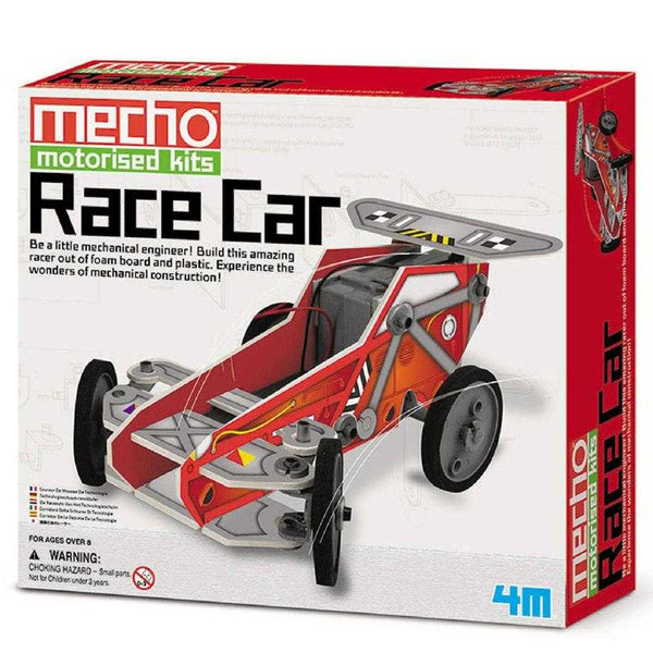 4M Mecho Motorised Kits Race Car