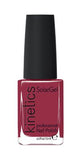 Kinetics SolarGel Professional Nail Polish 029 Enchanting Dream Maroon 15ml - emarkiz-com.myshopify.com