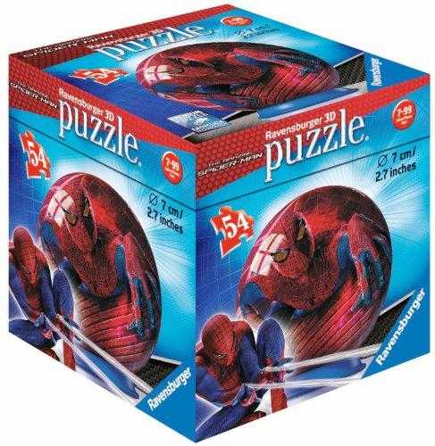 Ravensburger Spiderman Puzzle ball 54 Pcs