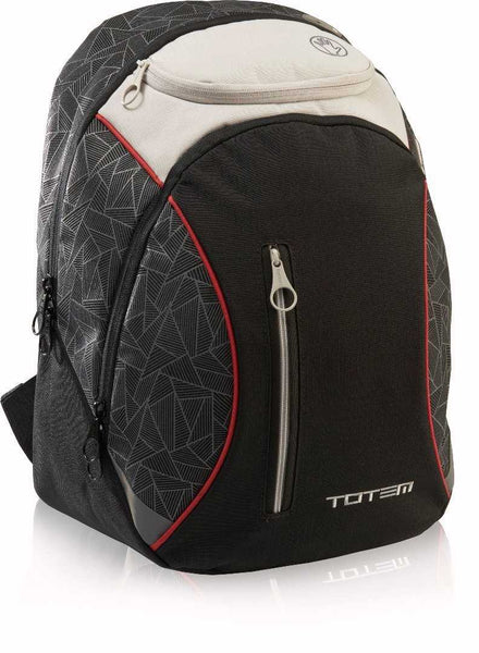 TOTEM Large Ergonomic London Alex Backpack Black