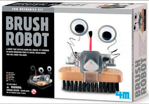 4M Brush Robot Science Kit