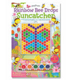 4M Rainbow Bee Drops Suncatcher DIY Arts & Craft Kit