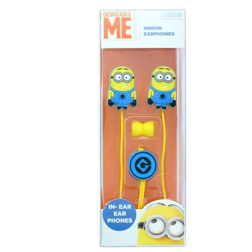 Minions In-ear Earphones Earbuds - Dave