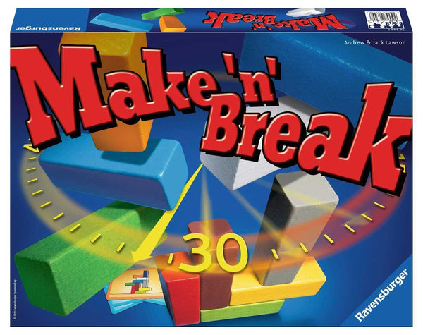 Ravensburger Make 'n' Break Builder Game