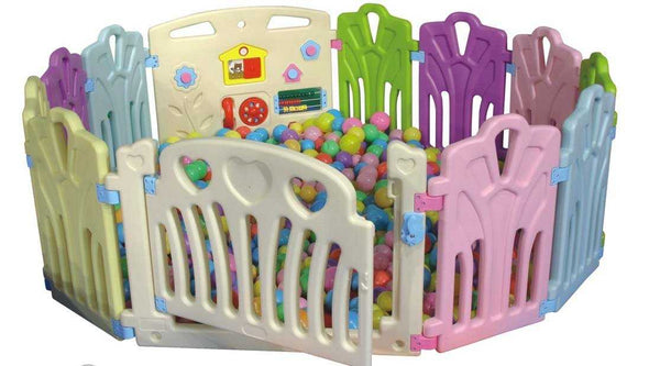 Children Pastel Playpen Ball Pool Set - emarkiz-com.myshopify.com