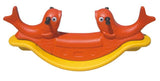 Red Fish Double Seater Rocker