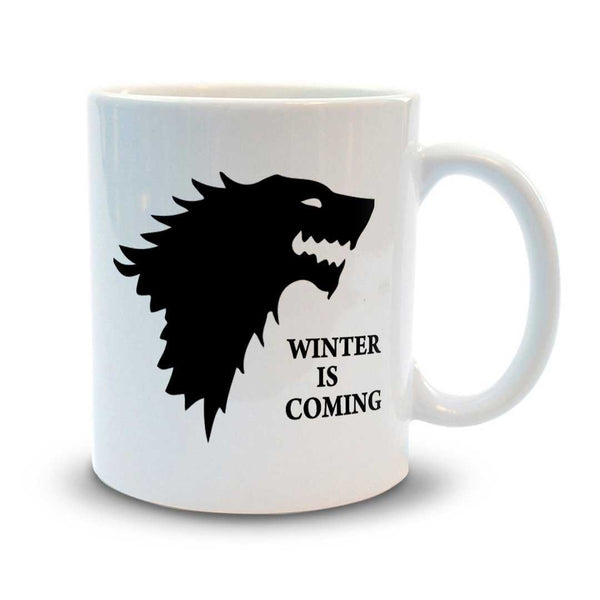 Game of Thrones Winter is Coming Coffee Mug - emarkiz-com.myshopify.com