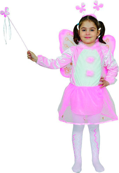 Girl Fairy Butterfly Costume