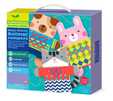4M Easy-Stitch Animal Jumpers DIY Arts & Craft Kit - emarkiz-com.myshopify.com
