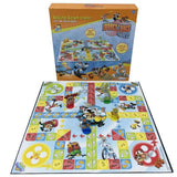 Warner Bros Looney Tunes Active Racing Board Game