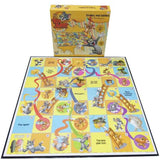 Warner Bros Tom & Jerry Snakes & Ladders Fun Board Game