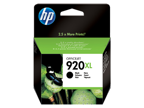 Genuine HP 920XL CD975A Black Office Jet Printer Ink Cartridge - emarkiz-com.myshopify.com