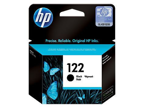 Genuine HP CH 561HE 122 Black Printer Ink Cartridge - emarkiz-com.myshopify.com