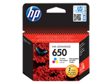 Genuine HP 650 CZ102AE Tri-Color Printer Ink Cartridge - emarkiz-com.myshopify.com