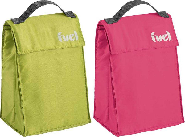 Trudeau Fuel Triangle Lunch Bag Green - emarkiz-com.myshopify.com