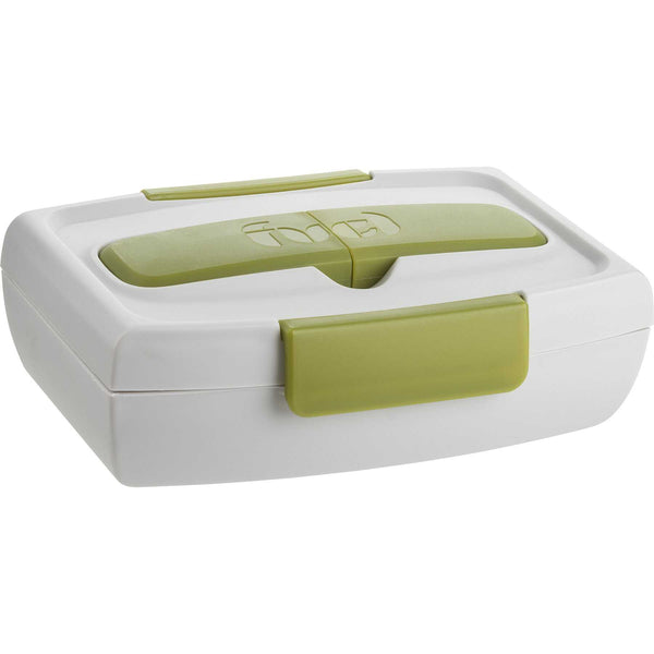 Trudeau Fuel BPA Free Food To Go Container Snack Box