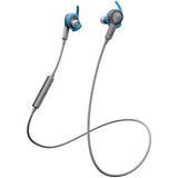 Jabra Sports Coach Wireless Bluetooth Headset Earbuds Blue