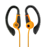 Wicked Audio Fight Noise Isolation In and Over Ear Headphones Tiger Orange