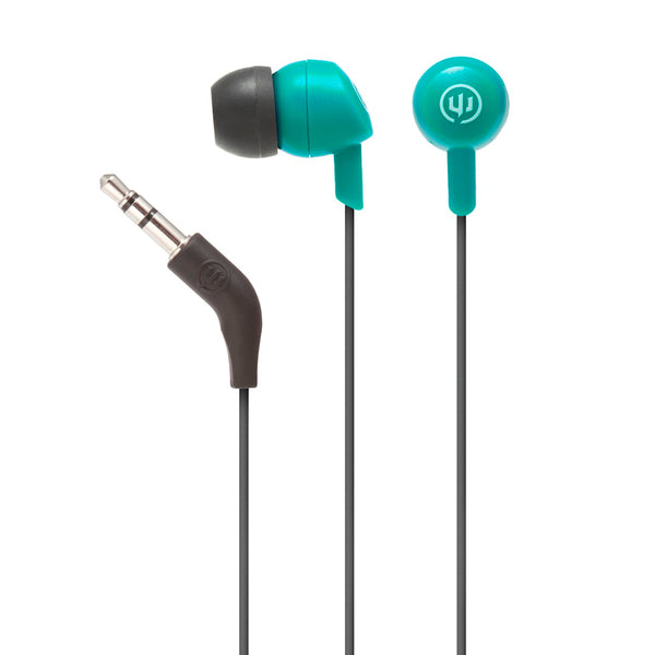 Wicked Audio Brawl Noise Cancellation Earbuds Earphones with Mic - emarkiz-com.myshopify.com