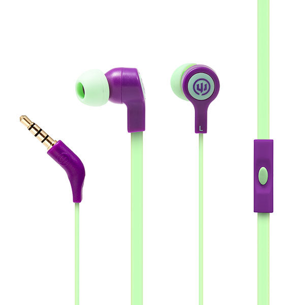 Wicked Audio Jekyll Earbuds with Mic Earphones in 4 Colors - emarkiz-com.myshopify.com