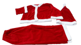 Premium Santa Claus Christmas Kids Costume