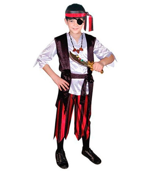 Boy Pirate Costume 2