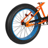 "Mongoose 26"" Men's Beast-Dozer Orange Bike Bicycle"