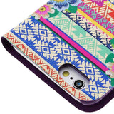 Accessorize iPhone 6 Diary Case Aztec