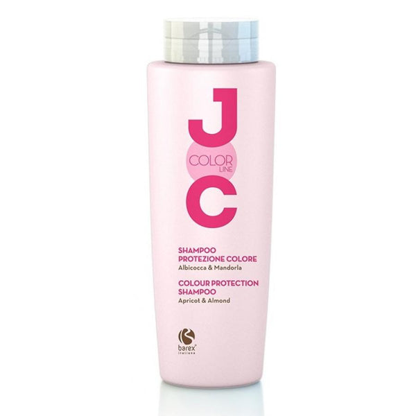 Paraben and Sulphate Free Barex JOC Color Protection Shampoo - Apricot & Almond 250ml - emarkiz-com.myshopify.com