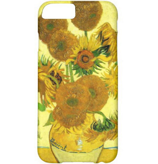 Van Gogh Apple iPhone 6 Sun Flower Case