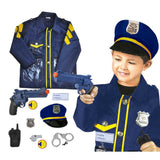 Police Costume Set for Kids - emarkiz-com.myshopify.com