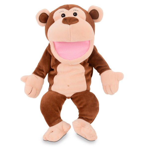Fiesta Crafts Hand Puppet Monkey